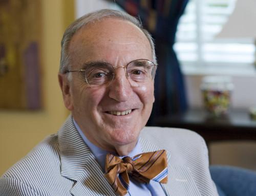 CofC Remembers Former Provost, Interim President Conrad Festa