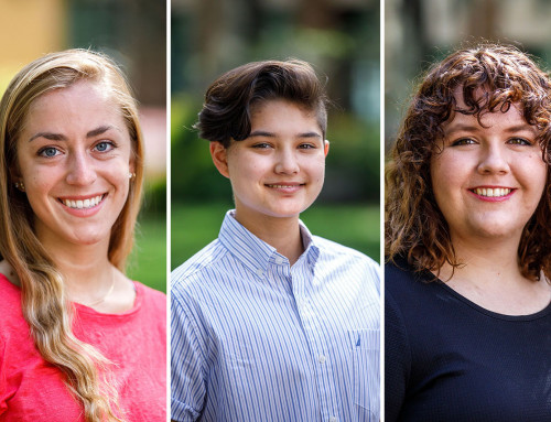 3 Honors College Students Awarded Goldwater Scholarships