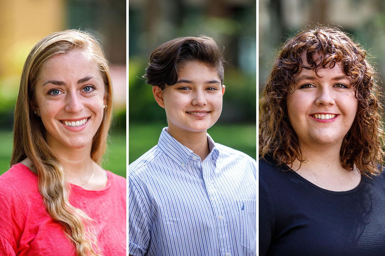 Goldwater Scholars 2021