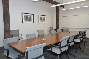 facilities management conference room
