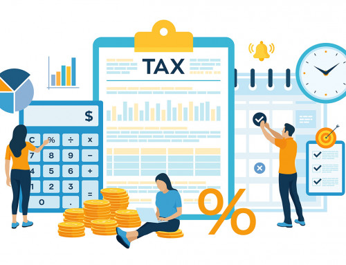 2020 Tax Tips for CofC Employees