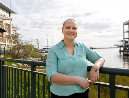 Master's Grad Gets Best of Both Worlds With Concurrent Degree Program