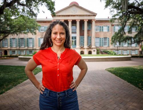 CofC Faces to Know: Christina García