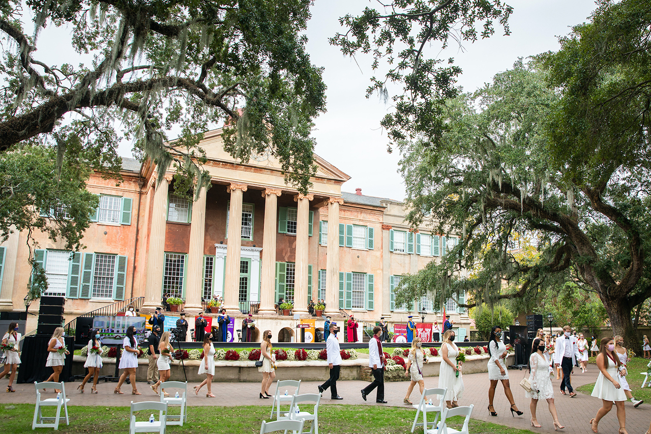 college of charleston commencement