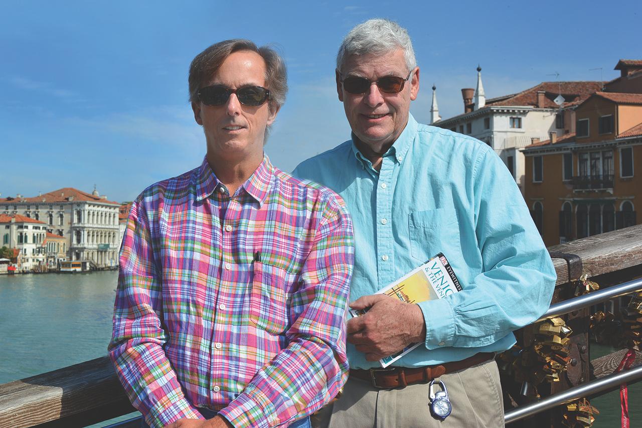 john covington and robert J. lukey