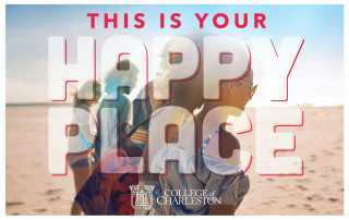 Happy Place Postcard