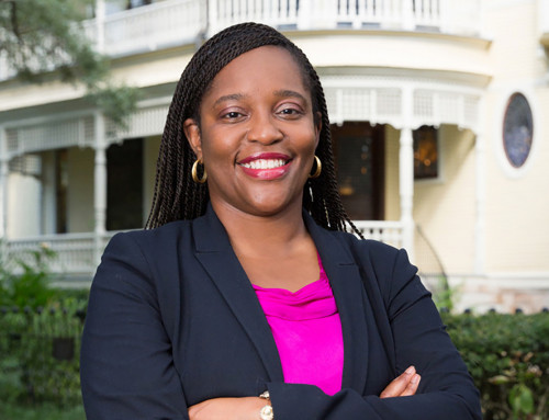 Alumna Aims to Make Higher Education More Accessible