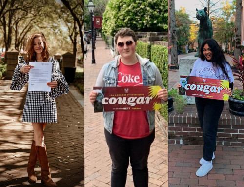 College of Charleston Photos of the Week: Class of 2025 Edition