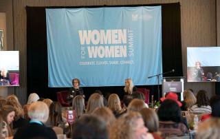 Women for Women summit in 2020
