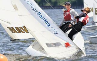cofc sailing team