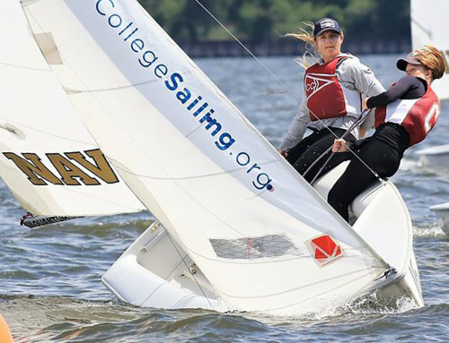 Sailing Team Claims Ninth Fowle Trophy