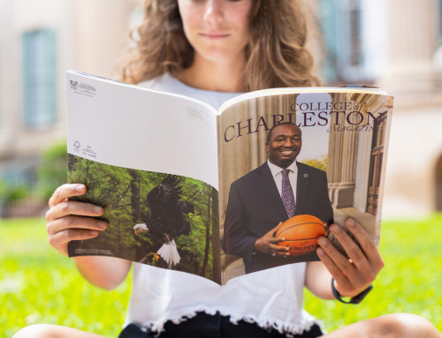 Just Out: Summer 2021 Issue of College of Charleston Magazine