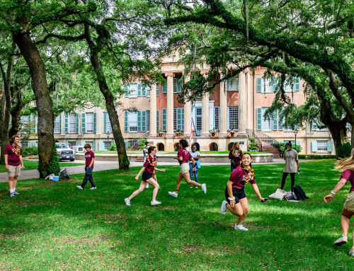 Orientation Interns Prepare New Students for Life at CofC