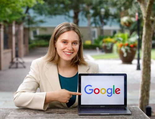 Internship Spotlight: Marketing Major Finds Her Place at Google