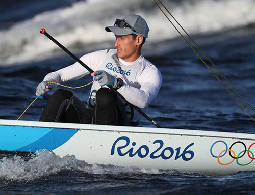 Three Former CofC Sailors Dreaming of Gold at Tokyo 2020 Olympics
