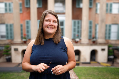 CofC Faces to Know: Lucy Davis