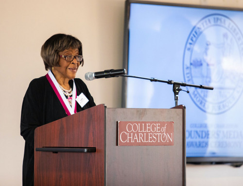 CofC's Avery Research Center to Livestream Funeral Service for Lucille Whipper