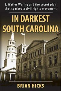 book cover for in darkest south carolina