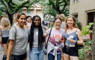 International Student Ice Cream Social