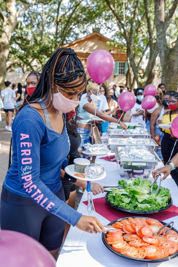 Welcome Back Cookout with Black Student Union