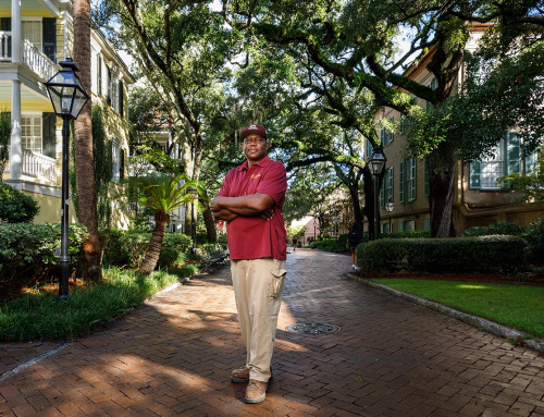 CofC Faces to Know: Sam Holmes