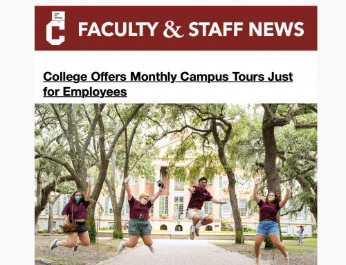 University Communications Launches Faculty & Staff E-newsletter