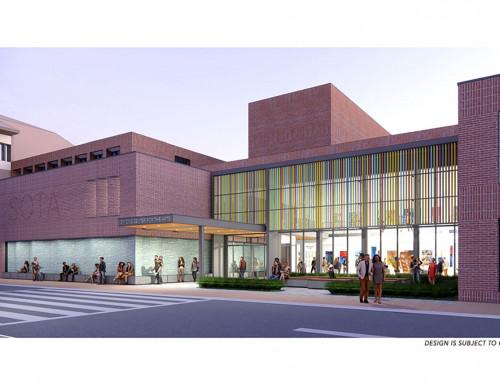 Simons Center Set for Multimillion-Dollar Renovation