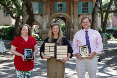Faculty, Staff Awarded for Contributions to REACH Program and Inclusive Education