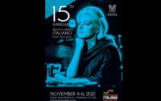 nuovo cinema italiano film festival poster