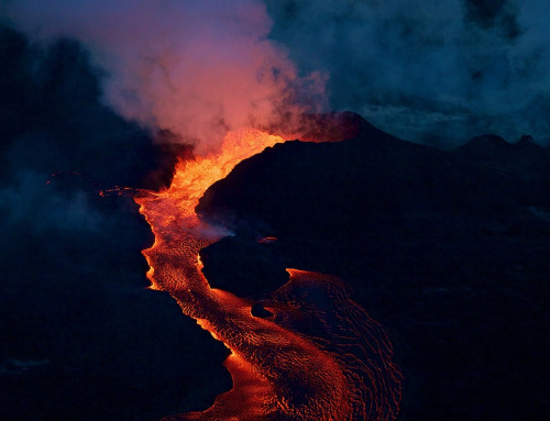 Volcano Expert Answers Questions About Dual Eruptions