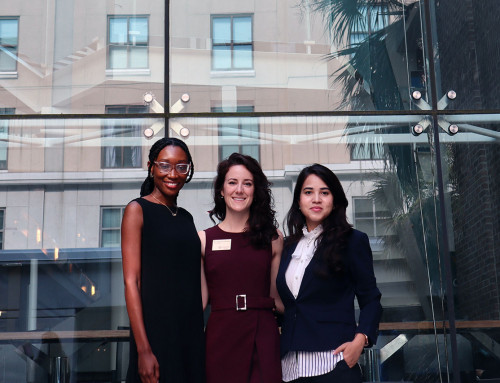 MBA Program Nationally Recognized for Success in Recruiting Women