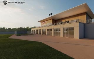patriots point rendering of new baseball facility