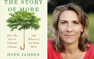 the story of more book cover and author hope jahren