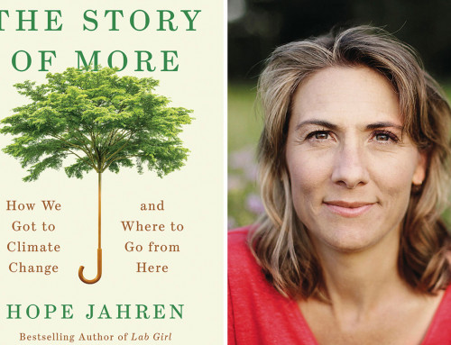 'The Story of More' Author Hope Jahren to Speak at Virtual Event
